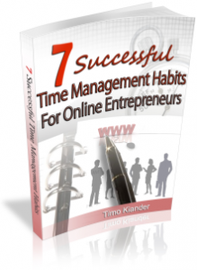 Ebook time habits